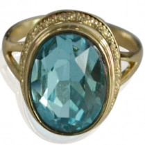 Ring Gea -blue-size18-