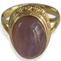Ring Gea -purple-size18