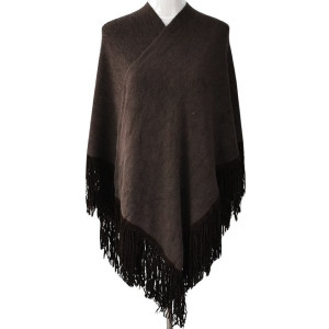 Scarf Carrie -brown-