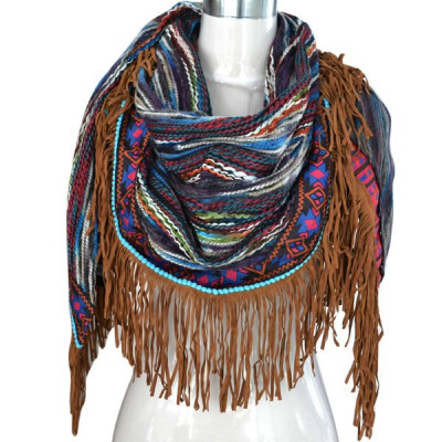 Scarf Musthave -blue-