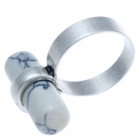 Ring Marble Bar size 16