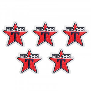 Jeans Patch Texaco
