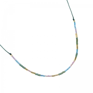 Necklace Sunset Beads