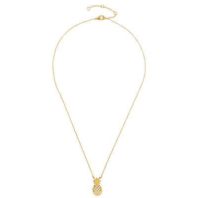 Necklace Pineapple -gold-