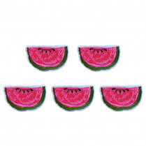 Jeans Patch Watermelon