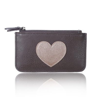 Mini wallet Heart
