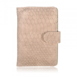 Passport case Croco