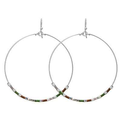 Earrings Hoop Big