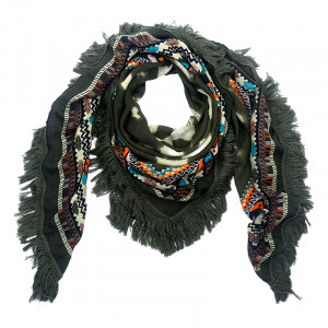 Scarf Winter Aztek