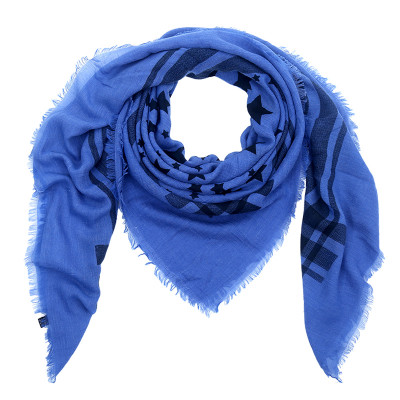 Scarf Winter Stars