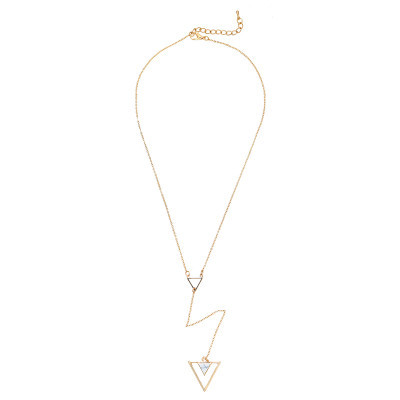 Ketting Marble Triangle