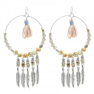 Earrings Big Boho
