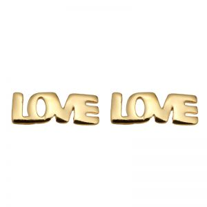 Earrings Love