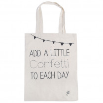 Tasche Add a little confetti to each day