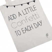 Bag Add a little confetti to each day