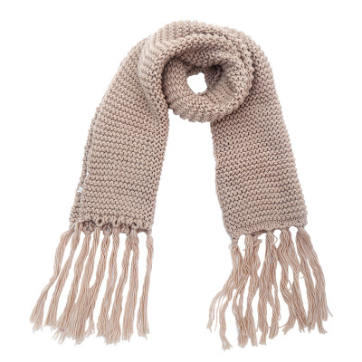 Scarf Winter Glitter