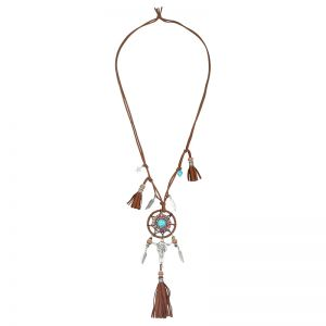 Necklace Long Dreamcatcher