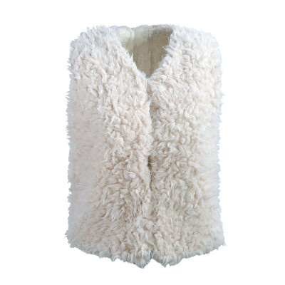 Gilet Fall Fake Fur