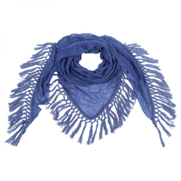 Scarf Autumn One Color