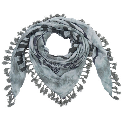 Scarf Autumn Star Print