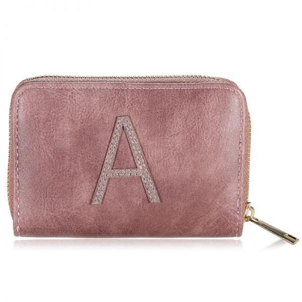 Wallet one letter- a