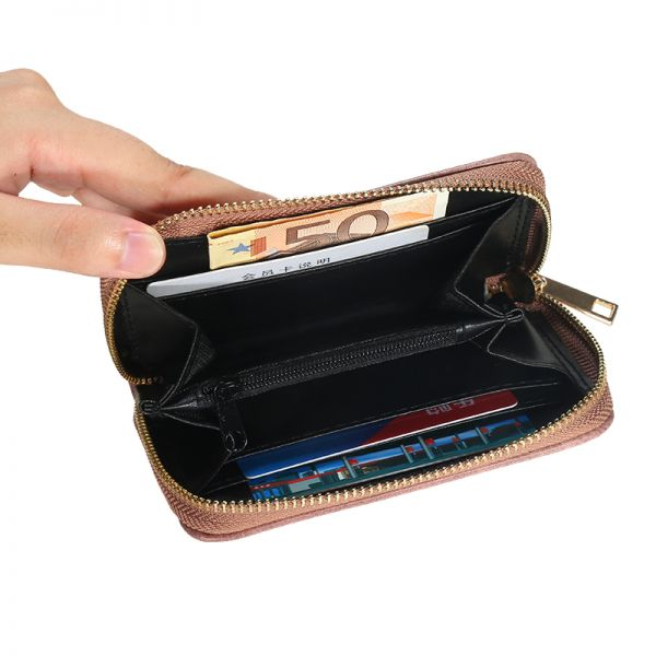 Wallet One Letter - A