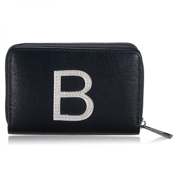 Wallet One Letter- B