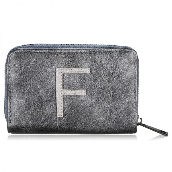 Wallet one letter- f