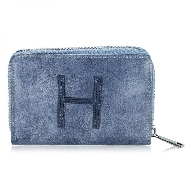 Wallet one letter - h