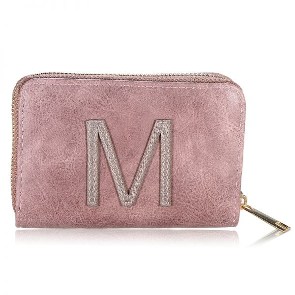 Wallet one letter- m