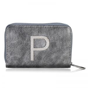Wallet One Letter - P