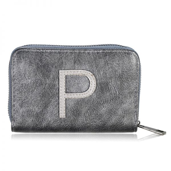 Wallet one letter- p
