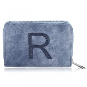 Wallet One Letter -R