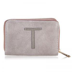 Wallet One Letter - T