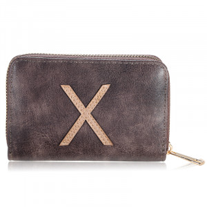 Wallet One Letter - X