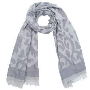 Scarf Baroque Print