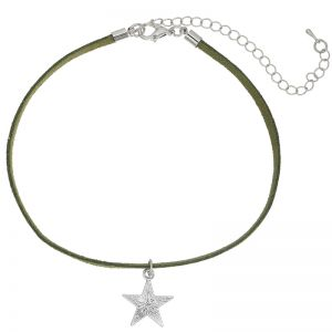 Ketting Choker One Star