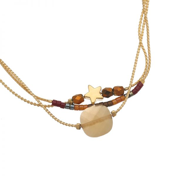 Necklace Indian Funk