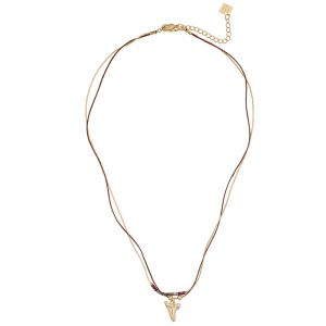 Necklace Indian Shark Tooth