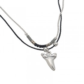 Collier Indian Shark Tooth