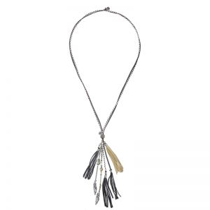 Collier ibiza fall fringes