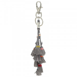 Key Chain Happy Tassle