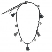 Hoed accessoire  Happy Times with Tassles