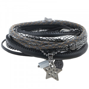 Bracelet Leather Love