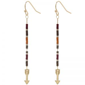 Boucles d'oreilles Indian Arrow