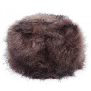 Hat Frost Fake Fur