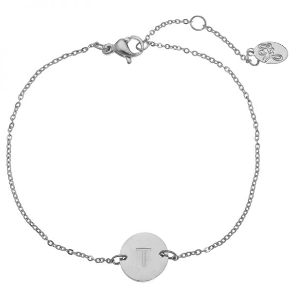 Armband Coin -T-
