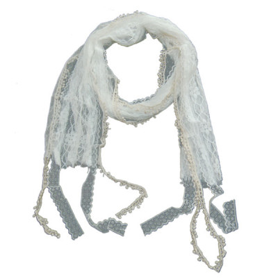 Scarf Romantic Lace