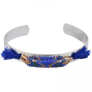 Bracelet Fall Waved Beads