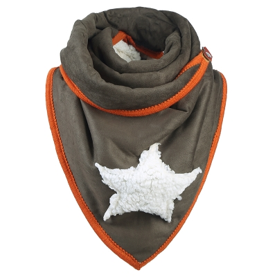 Scarf Winter Star